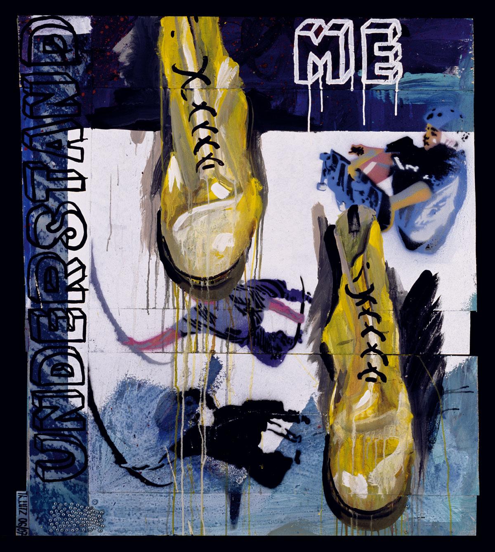 Thierry Lutz - Understand me, 2007