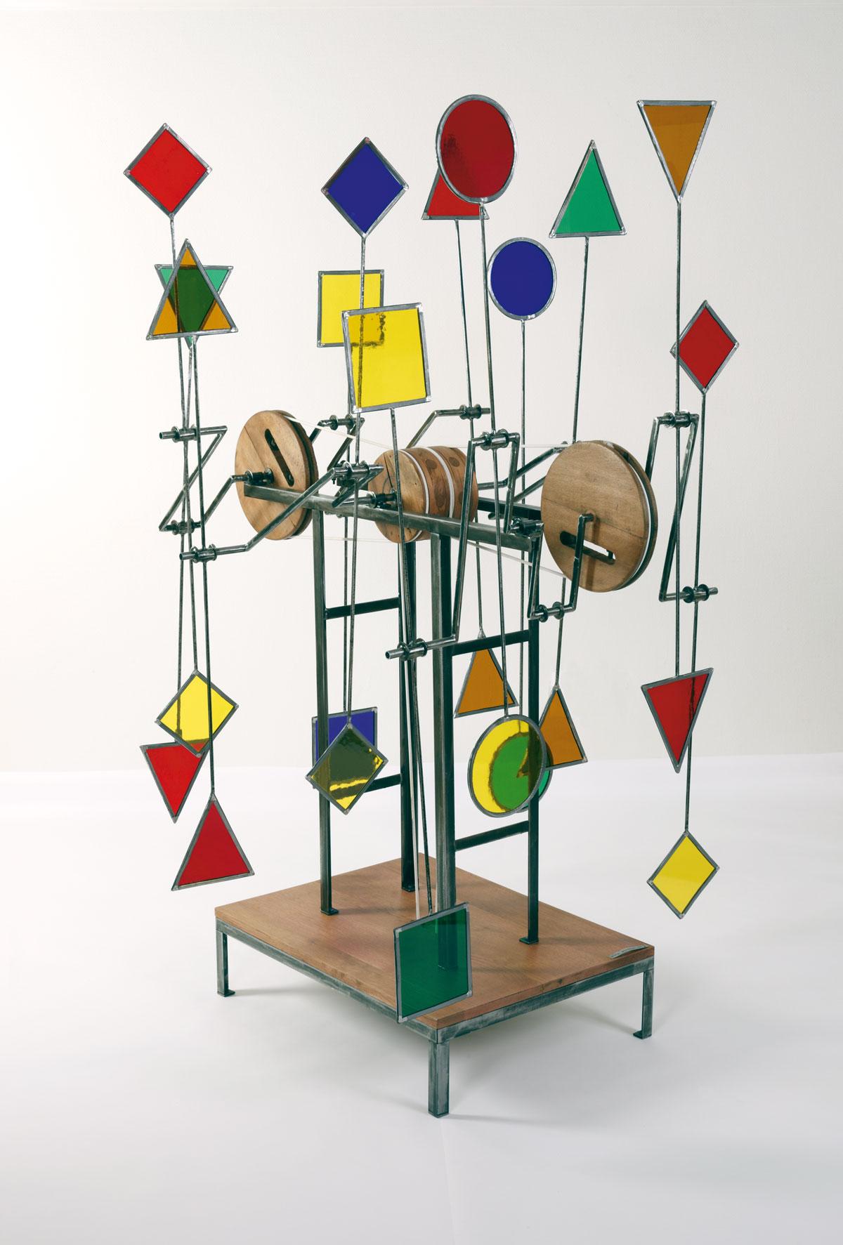 Paul Schnebelen - Combinaison lumineuse, 2009
